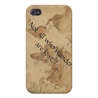 iPhone 4/4s 'Wanderer' Case Case For iPhone 4