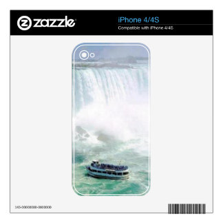 iPhone 4/4S Zazzle Skin, Niagara Falls Decals For iPhone 4S