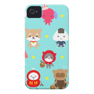 iPhone 4/4SCase - AllCharacters - Star iPhone 4 Cases