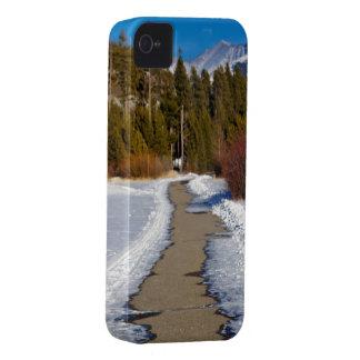 iPhone 4 4SCase-Mate Ca de la naturaleza de la tra iPhone 4 Case-Mate Funda