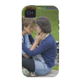 iPhone 4, ambiente a cada sus los propios iPhone 4 Carcasa