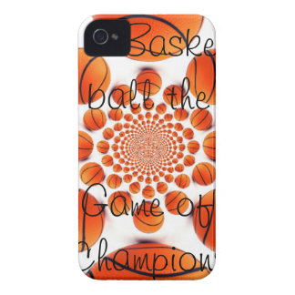 iPhone 4 Barely Basketball Universal Case