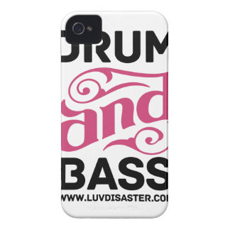iPhone 4, Barely There Drum and Bass Case-Mate iPhone 4 Case