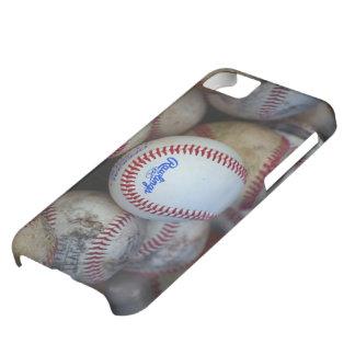 iPhone 4 béisboles del caso