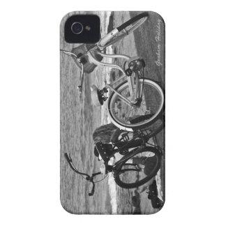 iPhone 4 bicis del caso por el mar Case-Mate iPhone 4 Funda