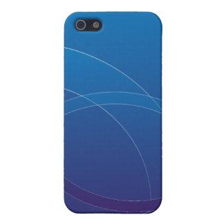 iPhone 4 - Blue Design iPhone SE/5/5s Cover