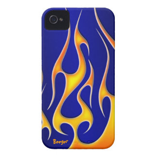 Iphone 4 BT - llamas del Rad iPhone 4 Case-Mate Fundas