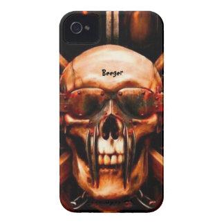 Iphone 4 BT - Metalhead mega Carcasa Para iPhone 4 De Case-Mate