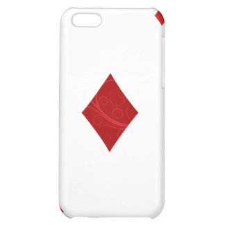 iPhone 4 Case - Ace of Diamonds Playing Card