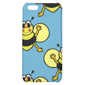 IPhone 4 Case - Animated Busy Bees