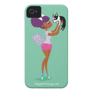 "iPhone 4 Case: Boogie Loves All-Mighty ""Mazeppa"" iPhone 4 Case-Mate Case"
