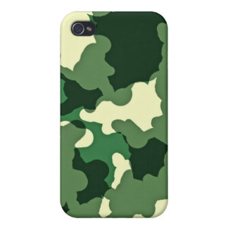 iPhone 4 Case - Camouflage - Jungle