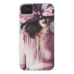 iPhone 4 case deigned by Ms. Fashion Icon