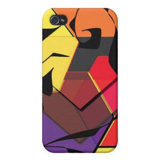 """IPhone 4 case """" Design 4321"""""""