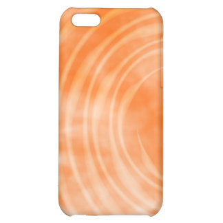 iPhone 4 Case - Ethereal Swirl (orange)
