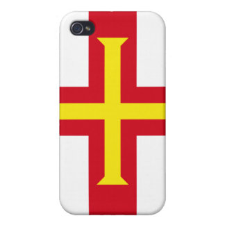 iPhone 4 Case - Flag of Guernsey