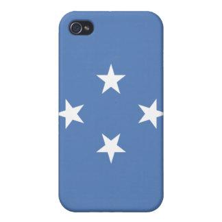 iPhone 4 Case - Flag of Micronesia