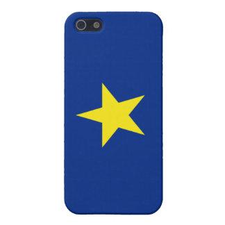iPhone 4 Case - Flag of the Democratic Congo