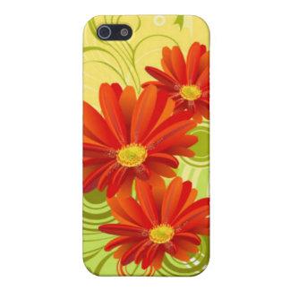 iPhone 4 Case - Gerbera