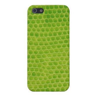 iPhone 4 Case - Green Boa III SnakeSkin