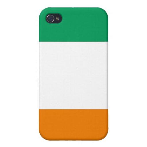 iPhone 4 Case Ireland Flag