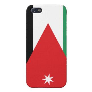 iPhone 4 Case Jordan Flag