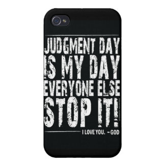 iPhone 4 Case (Judgment Day)
