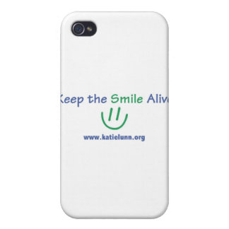 iPhone 4 Case - Keep the Smile Alive