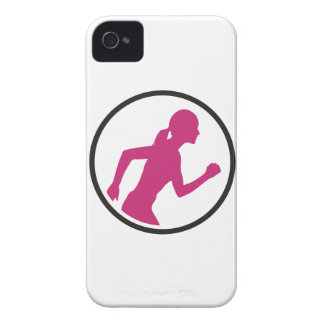 iPhone 4 Case (Ladies, White).