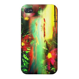 "iPhone 4 Case ""Liliana's Playground"""