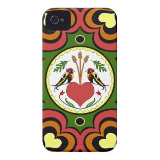 iPhone 4 Case - Long, Happy Relationship Hex