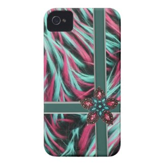 iPhone 4 Case-Mate Barley There faux fur casematecase