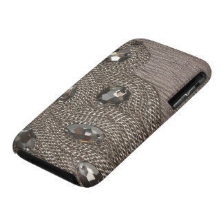 iPhone 4 Case-Mate Barley There with a chain look iPhone 3 Case-Mate Cases