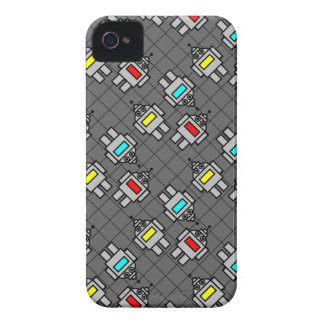 iPhone 4 Case-Mate Case Robot Pattern