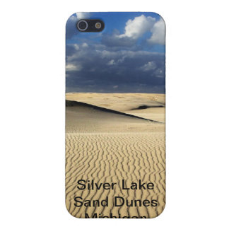 iPhone 4 Case- Michigan Sand Dunes Cover For iPhone SE/5/5s
