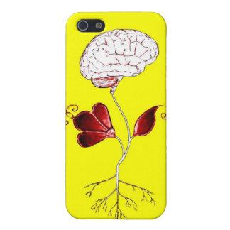iPhone 4 Case - Philosopher's Phone: Brainstem