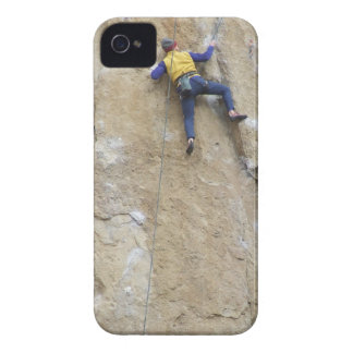 """iPhone 4 Case, Rock Climber, """"Barely There"""" Model iPhone 4 Cover"""
