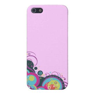 iPhone 4 Case - Vector Swirls