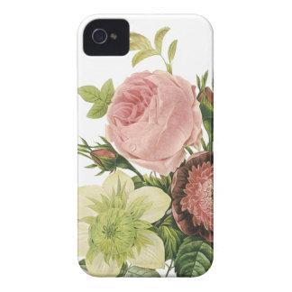 iphone 4 case Vintage Floral