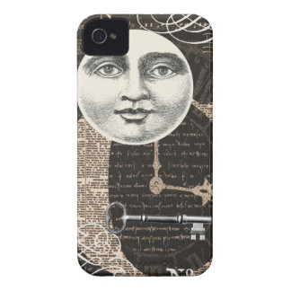 iphone 4 case.. .Vintage Timeworks iPhone 4 Cover