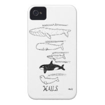 iPhone 4 case - Wails