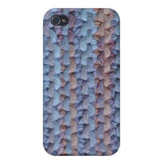 iPhone 4 Case - Weave - BlueSlushy