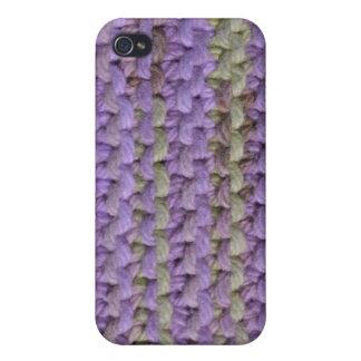 iPhone 4 Case - Weave - GrapeSlushy