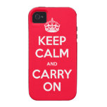 iPhone 4 CaseMate Vibe™ or Barely There™ Case-Mate iPhone 4 Case