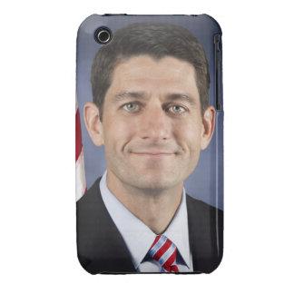 iPhone 4, caso de Paul Ryan de cáscara plástico Case-Mate iPhone 3 Fundas