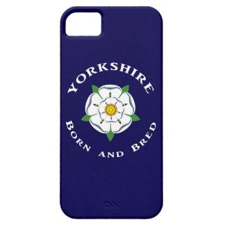 iPhone 4 caso llevado y criado de Yorkshire iPhone 5 Fundas