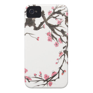iPhone 4 Cherry Blossom Branch iPhone 4 Cases