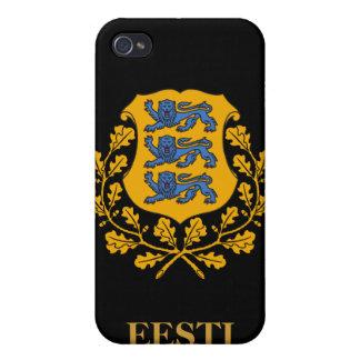 iPhone 4 Cover - Estonian Crest/Eesti Vapp