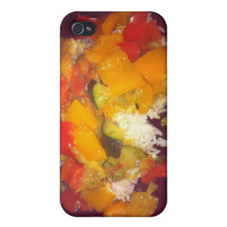 iPhone 4 covering meal iPhone 4/4S Cases