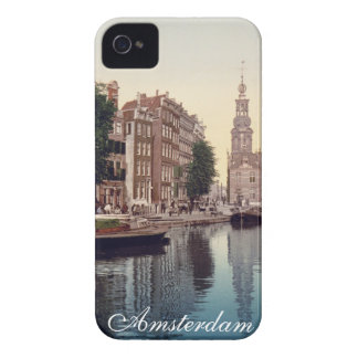 iPhone 4 de Amsterdam caso 4S